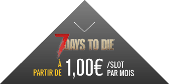 Serveur 7 Days to Die