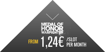 Serveur MOH Warfighter