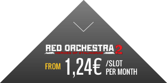 serveur Red Orchestra 2
